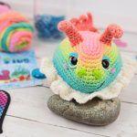 Sea Slug Free Crochet Pattern2