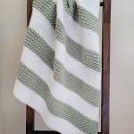 Abrielle Baby Blanket Free Crochet Pattern