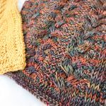 Braided Cables Square Free Crochet Pattern2