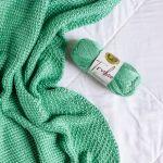 Elmore Blanket Free Crochet Pattern