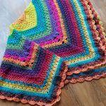Kat's no 3 Blanket Free Crochet Pattern2