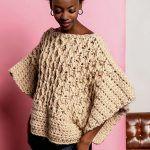 No Title Sweater Free Crochet Pattern