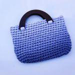 Ombre Bag Free Crochet Pattern