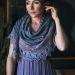Pemberley Shawl Free Crochet Pattern