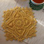 Sharon Doily Free Crochet Pattern