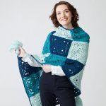 Willow Shawl Free Crochet Pattern
