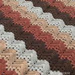 6-Day Viral Kid Blanket Free Crochet Pattern2