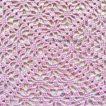 Summer Baby Blanket Free Crochet Pattern2