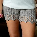 Staycation Shorts Free Crochet Pattern