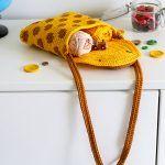Giraffe Bag Free Crochet Pattern2
