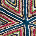 Study of Geometry Blanket Free Crochet Pattern2